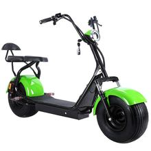 EEC 2018 YIDE electric scooter 800w 1000w 1500w citycoco electric scooter with big wheels front fork