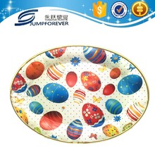 Household daily promotion food grade plastic tray/plastic storage trays/ceramic tray
