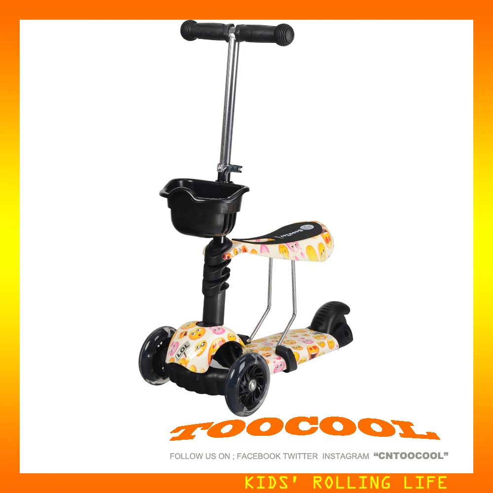 MIni kick scooter for toddler boy kids TK03A