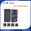 SP-153 SPE AUDIO DJ speaker 600 watt speakers 15 inch 3 way disco speaker