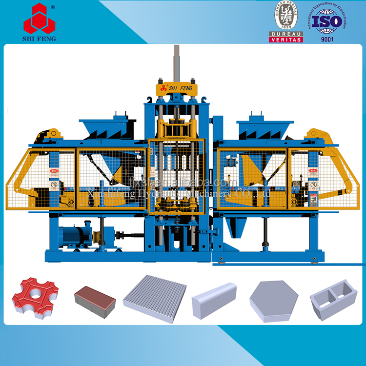 International Advanced Patent German Technology Concrete Block Brick Making Machine Spare Parts For Sale