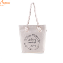 2017 new promotion porduct cute pictures printed women fashion shopping shoulder tote bag