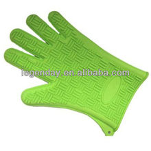 silicon rubber oven mitts
