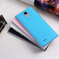 32g T-card font and back dual camera 1650mAh 5.0 INCH QHD IPS screen mobile phone