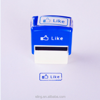 Self Inking Plastic Rubber Stamp