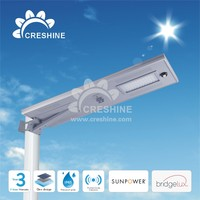 Professional High Performance Solar LED Street Light Price List