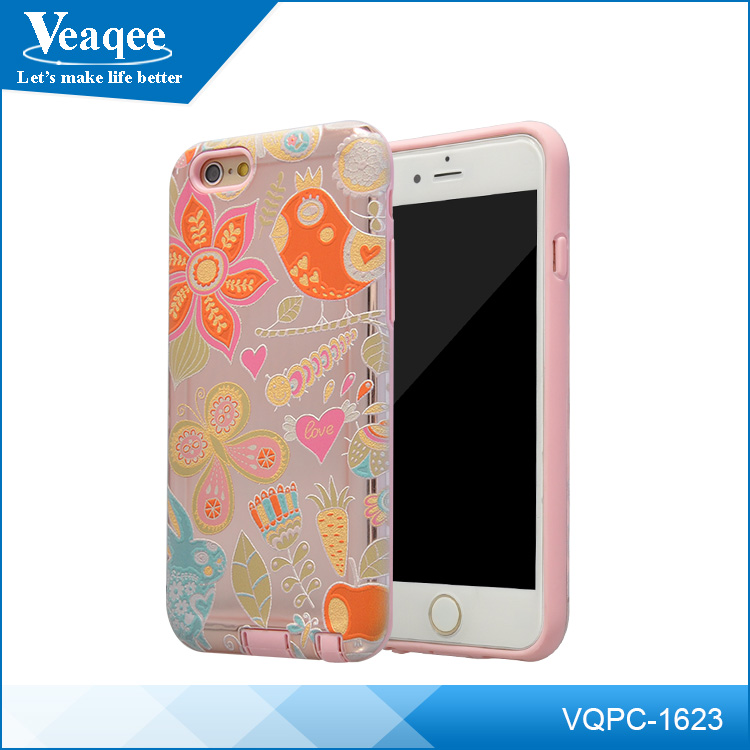 Veaqee caso de TPU,Caso de TPU para el for iPhone,for iPhone 7 caso de TPU PC