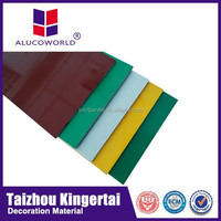 Selected Chosen Alucoworld Composite Panel aluminum checker plate price