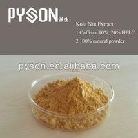 Kola Nut Extract in bulk supply FROM PYSON