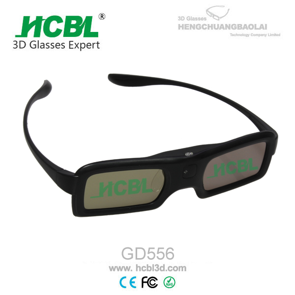 Reusable passive 3d glasses for dolby 3d cinemas