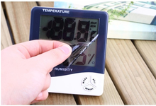 Big Digit Indoor/Outdoor Hygro-Thermometer TL-504