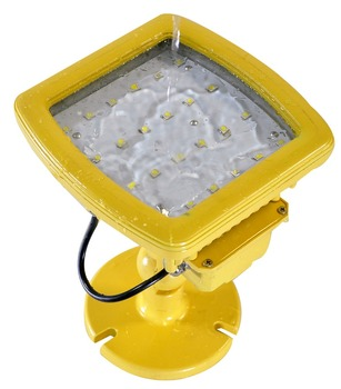 Shenzhen CESP UL844 ATEX SAA listed Explosion Proof light All-Aluminun housing IP 68 Waterproof 185w