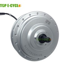 TOP E-cycle 8FUN electric motor for bicycle roller brake