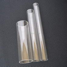 High Quality PC Pipe/ Polycarbonate Tube For Industrial Parts