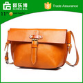 Real Leather Shoulder Bag Women