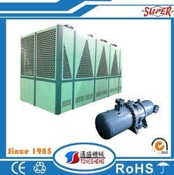 RoHS Approved Air Cooling Screw Chiller with Fusheng Compressor in the Chemical Industry