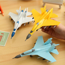 Airplane Shaped Pen / Blue Ink Jet Fighter Ballpoint Pens / Great Gift For Kid