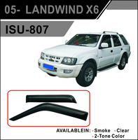 Wind Deflector For 05- LANDWIND X6 (ISU-807)
