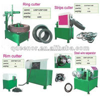 Tyre Ring Cutter / Tire Bead Wire Cutter / Scrap Tyre Cutter