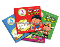 HIGH QUALITY Color Picture Children book printing