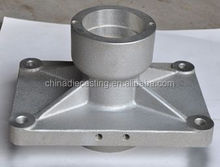Shandong Qingdao KAMA a390 die casting aluminium lighting parts foundry