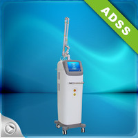 RF co2 fractional Stretch mark removal equipment