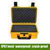 China factory Tricases M2200 military green yellow black waterproof hard plastic carrying case for tools