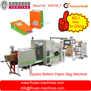 The Leading Manufacturer Of Paper Bag Machine In China&Printing Machine Manufacturer in Ruian