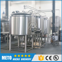 High quality 2000L craft beer brewing equipment , beer making machinery for commercial used
