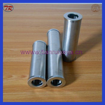 customized Notched filter element for industrial automatic filter