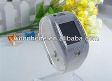 AK11 Watch Phone New Tri-band GSM 1.33 inch music GPRS watch mobile phone for ladies