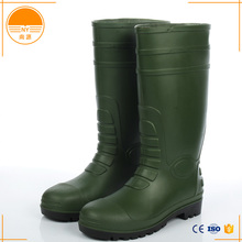 CE 20345 PVC Working Rain Boots for Men