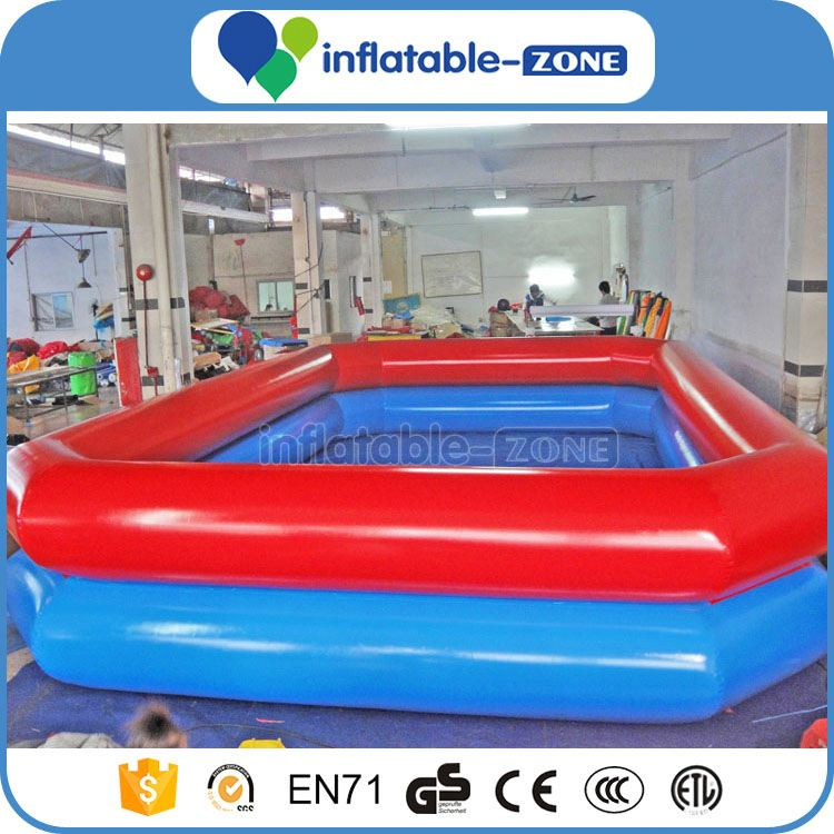 Competitive price inflatable water pool commercial grade inflatable water pool for sell family inflatable water pool for kids