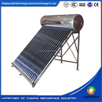 Solar Power Tube Well Worth Trust and Professional Fashionable Clean Energy Non Pressure Solar Water Heater System