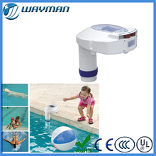Private soalr swimming pool alarm for pool safety and Accident Prevention