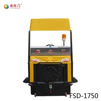 Drive-type villa dedicated floor sweeper