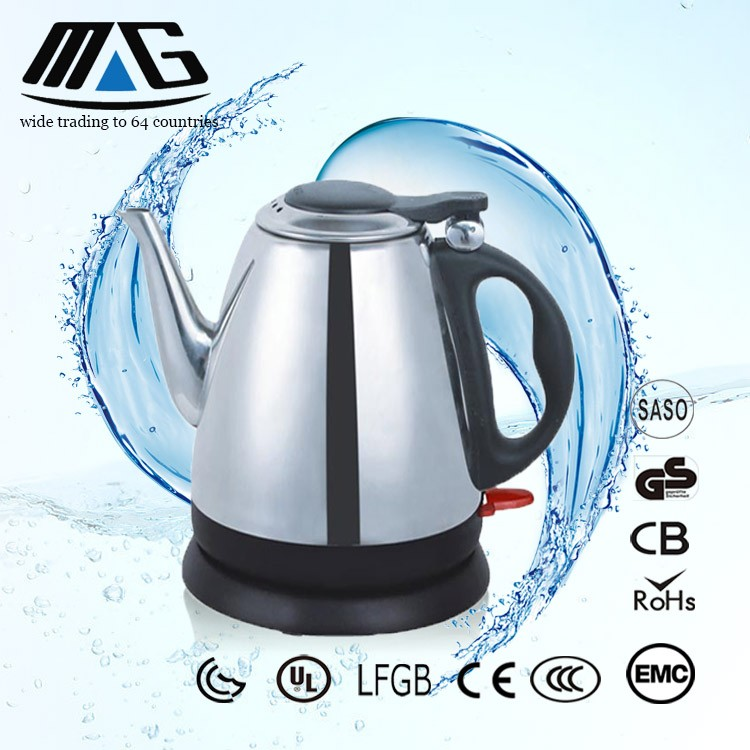 Factory price stainless steel porcelain chinese electric tea kettle