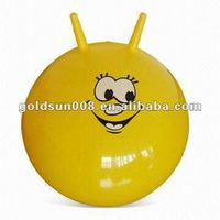 adult Jumping bouncing ball for kid exercise