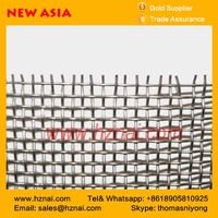 Naked edge Aluminum alloy Window screens From China factory price