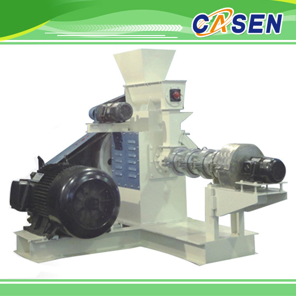 Hot sale pet feed extruder small floating fish food extruder machine