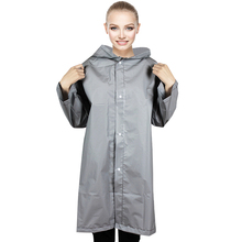high quality factory wholesale waterproof PEVA cheap raincoat