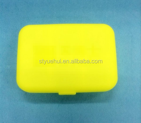 Medicine box / supplier pill case / pill container with logo