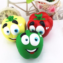 Yiwu Promotional Gifts Custom Anti-stress Slow Recovery PU Foam Toys