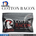 smok agent Hot selling vape items in indonsia original cotton bacon /Cotton Candy/VCC Cotton