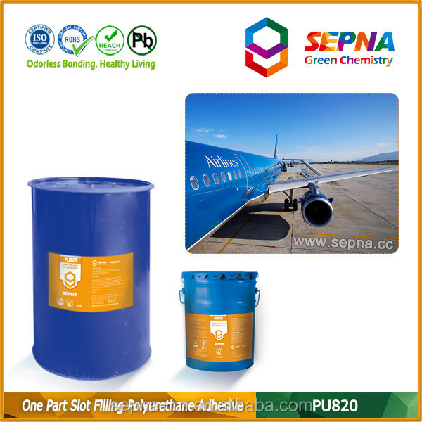 waterproof construction chemical sealant polyurethane sealant for airport runway&bridge