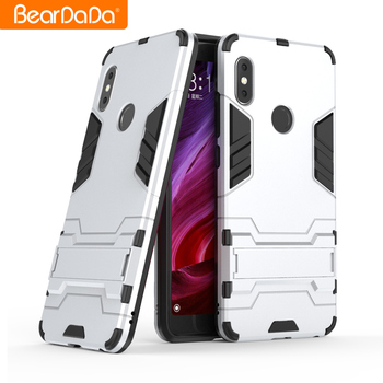 High Quality custom case cover for xiaomi redmi note 5 pro kickstand case,for redmi note 5 pro back covers