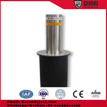 Parking bollard stainless steel concrete bollards with best quality