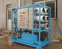 Boat Fresh Water Generator Reverse Osmosis Desalination Sea Water RO System