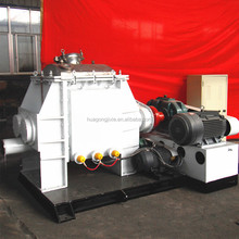 Conventional vacuum carbon kneading machine