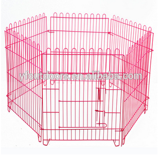 The best china expandable chain link dog kennel